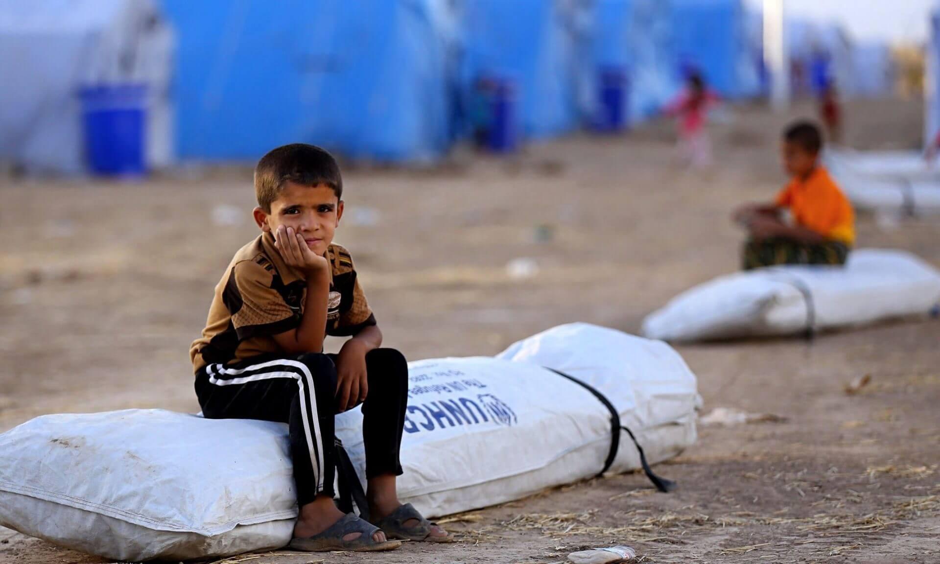 Iraqi refugee
